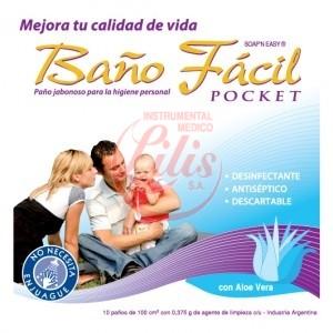 BAÑO FACIL POCKET