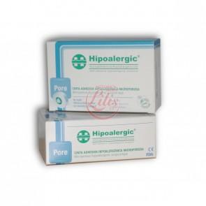 TELA ADHESIVA HIPOALERGIC PORE 2.50 RIASA